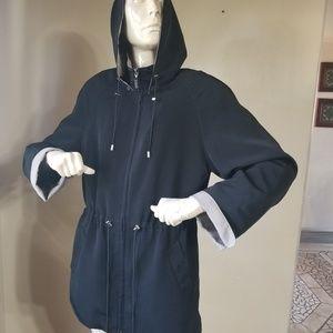 Jones New York Women's Black Jacket.